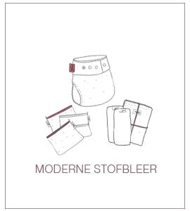 Moderne stofbleer
