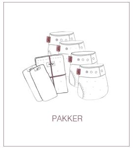 Pakker