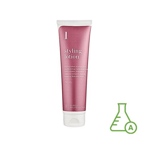 Purely Professional Styling Lotion 1