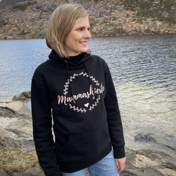 Bilde av Mammashjerte genser