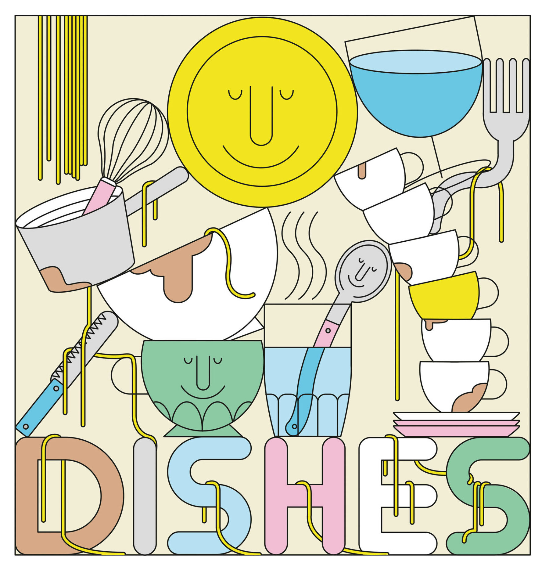 Dishes - Personal work