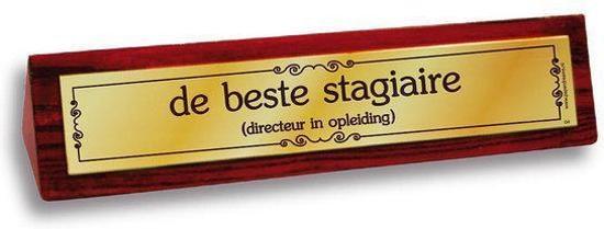 Stagiaire Management assistant