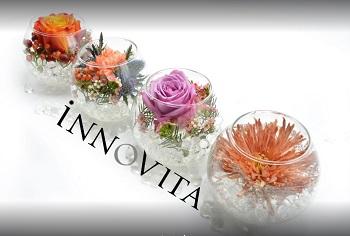 Innovita bloemenworkshop