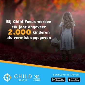 Childfocus app