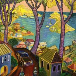 Harbor Vista by WB Thompson