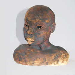 Sculpture 7.5 x 4 x 7.5 $300 For more information: 340-777-3060 mangotango3000@gmail.com