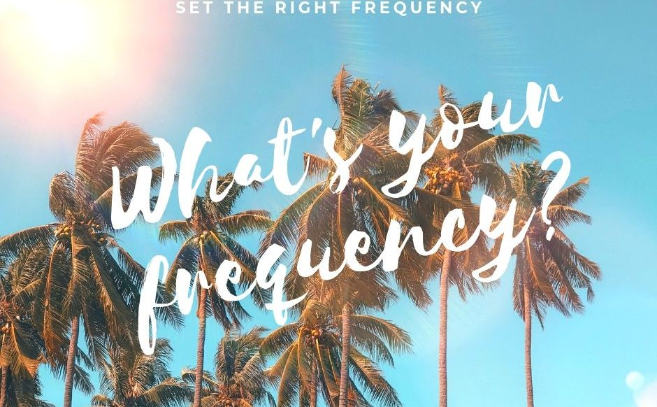 Boost your frequency and attract your desire