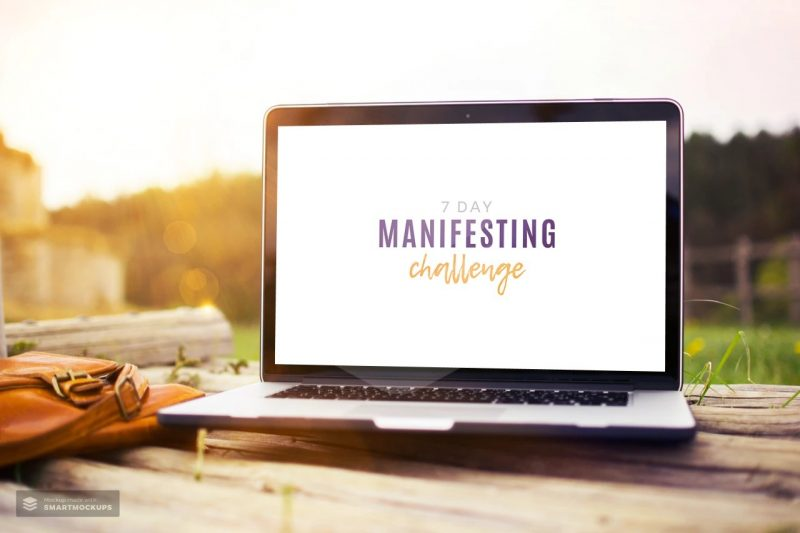 7 day manifesting challenge1