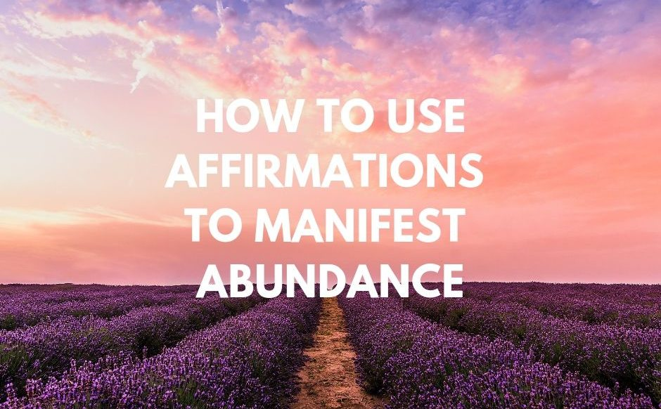 positive affirmations for abundance