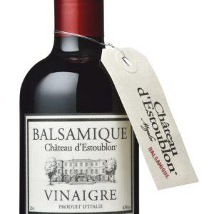 lagret Balsamico vineddike Chateau d'estoublon og manipura living