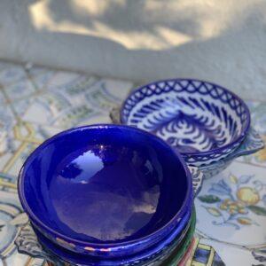 Håndlavet keramik i flere farver