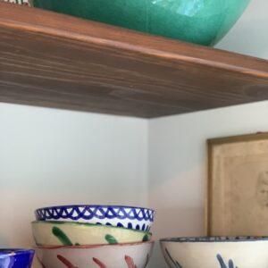 skåle i køkken