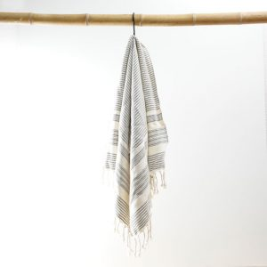 Hammam dish towel - grey