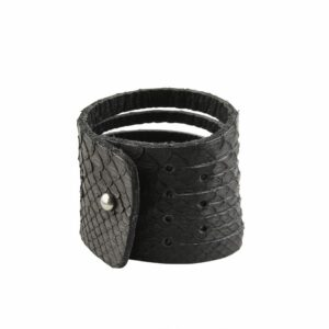 multiple bracelet - black