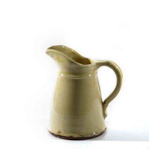 keramikkande provence gul