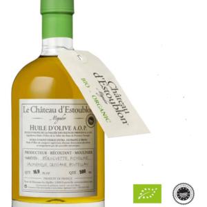 Chateau d'Estoublon Ekstra jomfru olivenolie økologisk hos MANIPURA LIVING