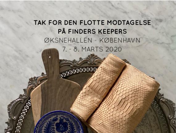 TAK - MANIPURA LIVING PÅ FINDERS KEEPERS ØKSNEHALLEN MARTS 2020
