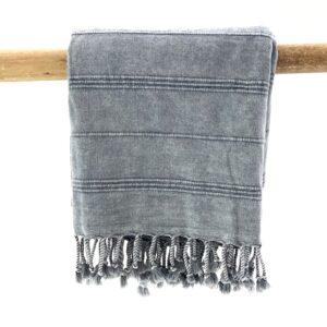 badehåndklæde økologisk bomuld