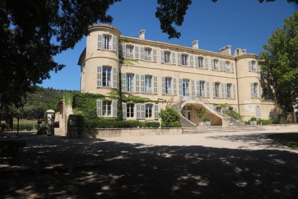 manipura living på besøg hos chateau d'estoublon
