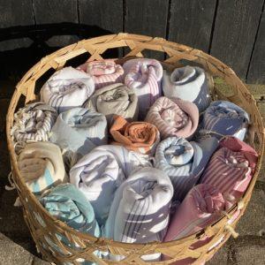 Manipura Living Hammam håndklæder øko bomuld