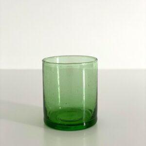 Glas Casablanca - M grønt