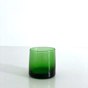 mundblæst Glas FEZ - S grønt genbrugsglas