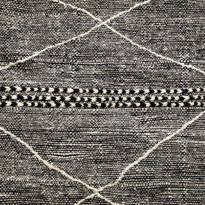 Zanafi gulvtæppe midtervævning