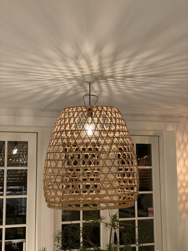 Kyllinge lampe XL Bali