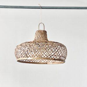 Mex loftslampe håndflettet på Bali S