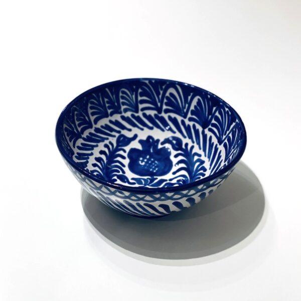 Multi blå L - Keramik Andalucia