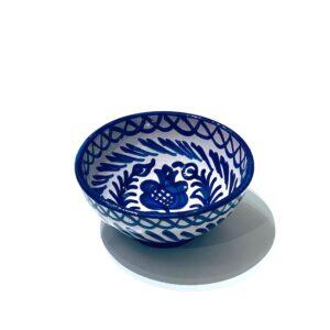 Multi blå M - Keramik Andalucia