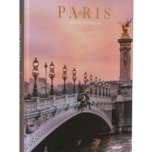 COffee table books Paris - Serge Ramelli