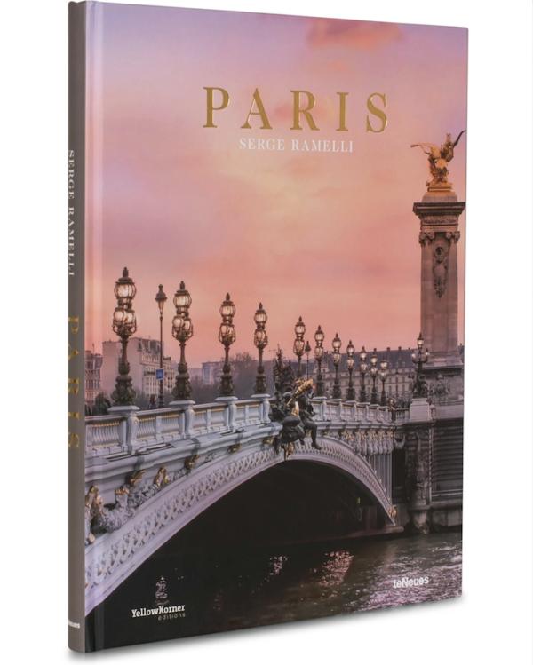 COffee table books Paris - Serge Ramelli