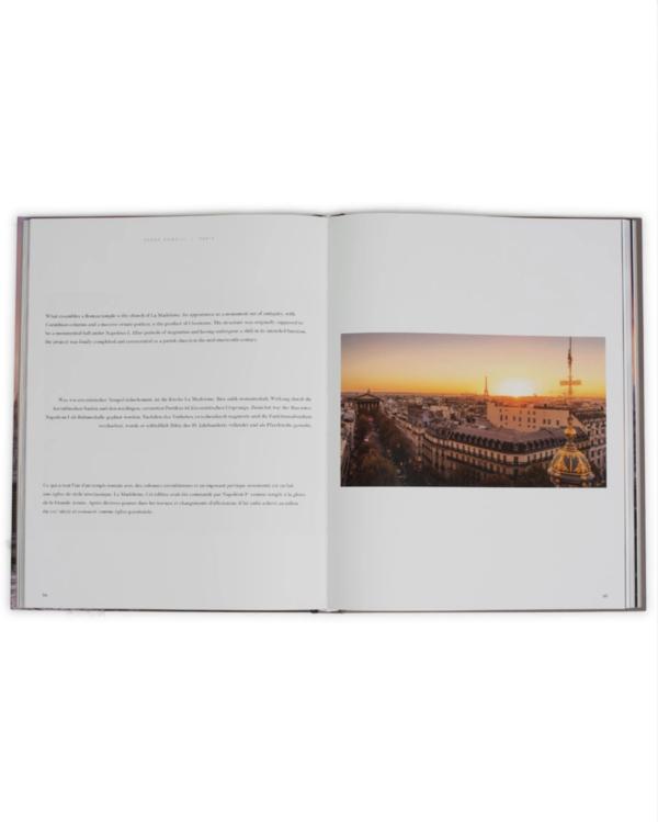 Coffee table books Paris - Serge Ramelli opslag