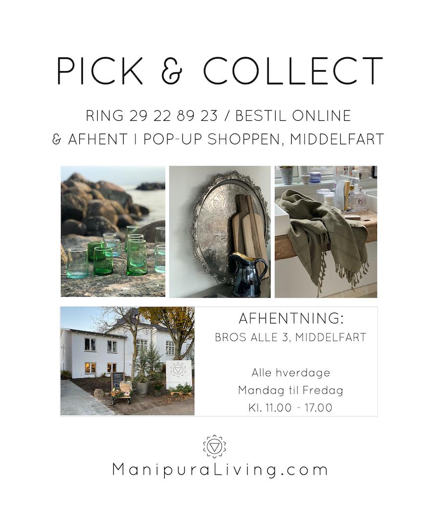 Manipura living bestil og hent pick & collect i Middelfart