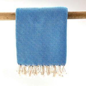 håndvævet hammam badehåndklæde fra tyrkiet