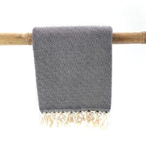 håndklæde økologisk bomuld