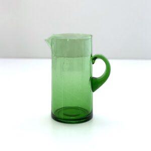 vandkande mundblæst glas