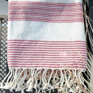 håndvævede håndklæder oeko-tex bomuld