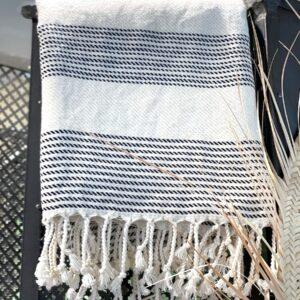Hammam badehåndklæde oeko tex bomuld