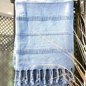 hammam håndklæde oeko-tex bomuld håndvævet