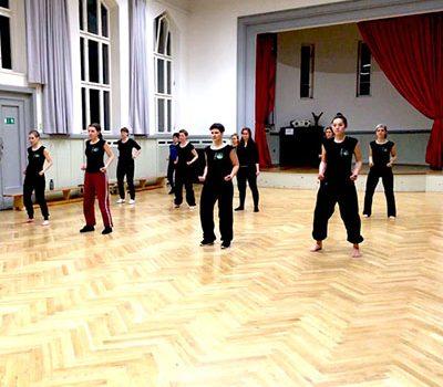 Kung Fu Training 2018