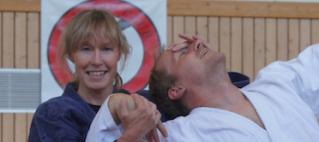 JuJutsu-Partnerin-Set mit Birgit Schlemper – 12.-13.9.2020