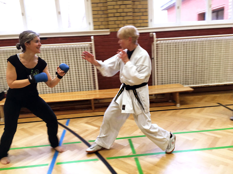 Lehrgang mit Birgit Toennies_1