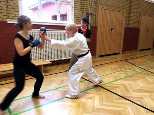 Lehrgang mit Birgit Toennies_15
