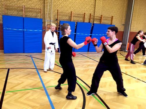 Lehrgang mit Birgit Toennies_19