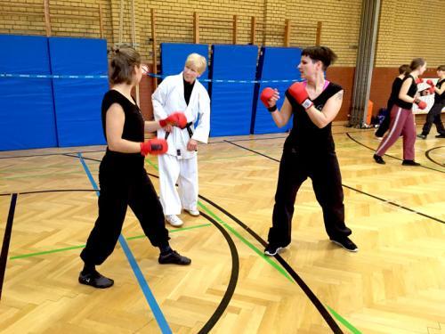 Lehrgang mit Birgit Toennies_21
