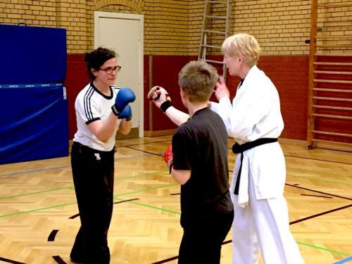 Lehrgang mit Birgit Toennies_3