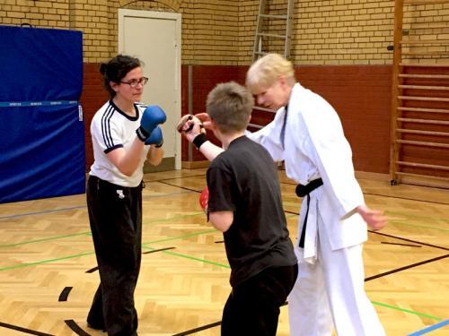 Lehrgang mit Birgit Toennies_9