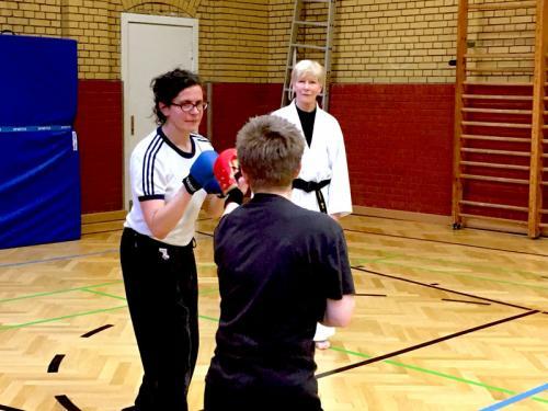 Lehrgang mit Birgit Toennies_6